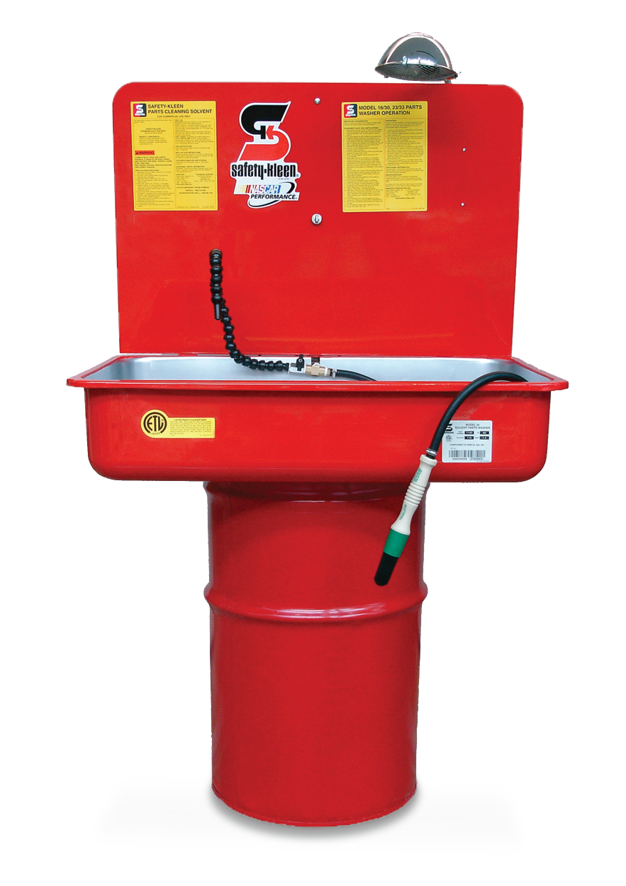 Parts Washer - Model 16/30 | Safety-Kleen
