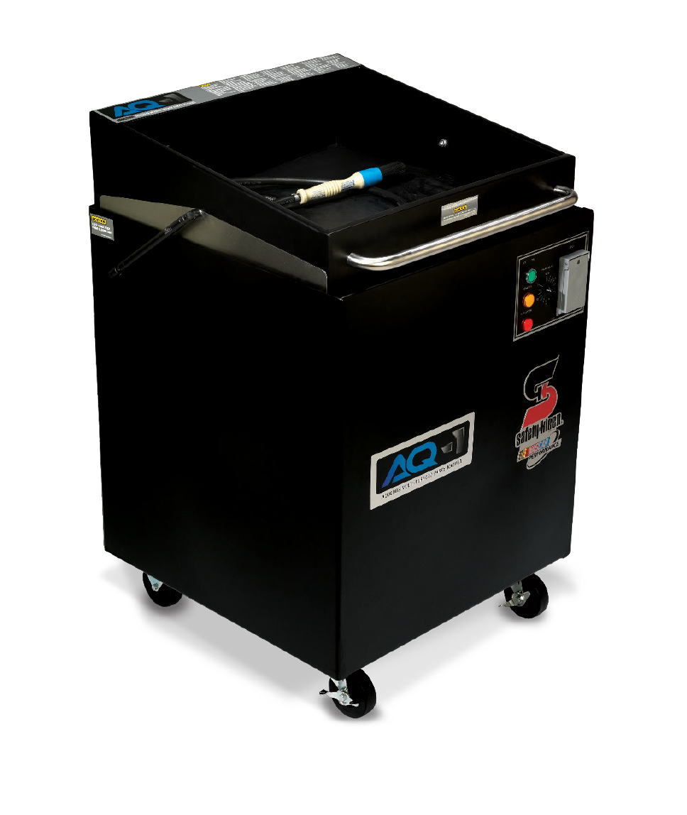 Aqueous Parts Washers Offers Next Generation Cleaning