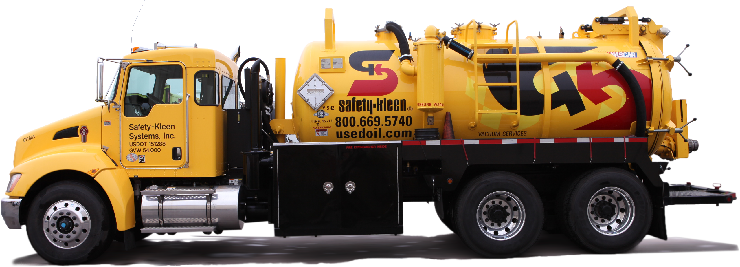 Environmental Products & Services | Used Oil