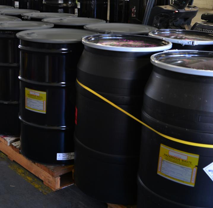 Bulk Waste Drums